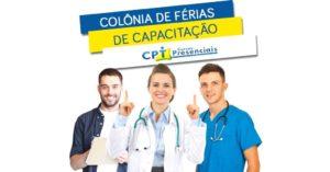 Imagem do post: FÉRIAS!! 11° COLÔNIA DE FÉRIAS DE CAPACITAÇÃO